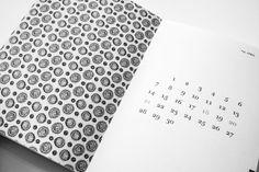 Designkalender Illustrationen 2014