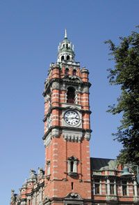Clock tower, City Hall Kwazulu Natal, San Francisco Ferry, South Africa, Beautiful Things, Tower, Clock, City, Building, Travel