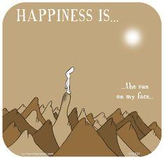 http://lastlemon.com/harolds-planet/hp5232/ HAPPINESS IS: Sun on my face