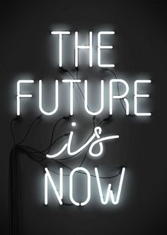 Live in the now with this neon light styled typeface with electric silver foil bringing it to life. Photo Wall Collage, Picture Wall, Tumblr Neon, Neon Quotes, Neon Words, Neon Aesthetic, Black And White Aesthetic, The Future Is Now, Gold Foil Print
