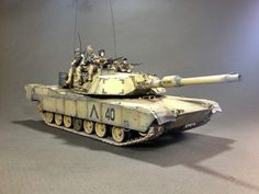 MModels - M1A1 Abrams