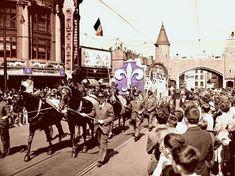 Défilé St-Jean Baptiste 1943