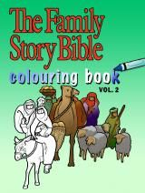 The Family Story Bible Colouring Book Volume 2 List Price: $5.95 Web Price: $4.76 10-Pack: $39.96  Children love to colour and they love the art from the best-selling Family Story Bible. (From everything we've heard, so do their parents, grandparents, and teachers!)  Now everyone can enjoy these wonderful images plus the fun of colouring, at the same time!