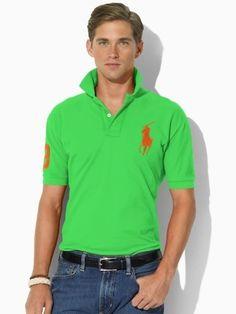 70d897b0621 cheap ralph lauren outlet Big Pony Polo Homme u vert http   www.
