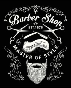 Find Barber Shop Design Elementsvector Graphic Design stock images in HD and millions of other royalty-free stock photos, illustrations and vectors in the Shutterstock collection. Hairdresser Logo, Barbershop Design, Barbershop Ideas, Beard Logo, Barber Logo, Best Barber, Salon Design, Chalkboard Art, Design Elements