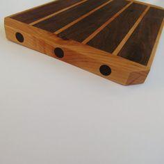 Cheese Board Wood Cutting Board Handmade Bread Board Inlaid