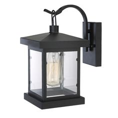 LNC Industrial Edison Vintage Style Exterior Lighting One-Light ...