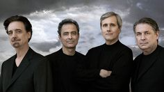 The Emerson String Quartet, Pinchas Zukerman and Richard Wagne