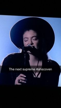"""Searching for the next supreme. 