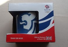 #Official #olympic team gb mug - london 2012 - new and #boxed,  View more on the LINK: 	http://www.zeppy.io/product/gb/2/311653814113/
