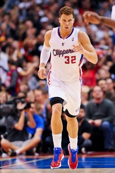 blake griffin! So hot and talented!! Sad that he plays for a douche like sterling!!