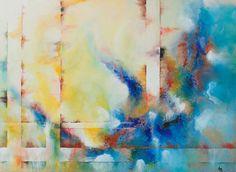 https://flic.kr/p/VGMBzg | Inflow | acrylic on canvas  86 x 61 x 3 cm