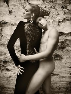 Best Of Art Nude: Daria Strokous | Mariano Vivanco | Vogue Russia November 2011