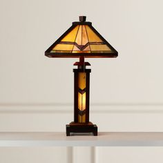 """Darby Home Co Lehenard 25.6"""" H Table Lamp with Empire Shade"""