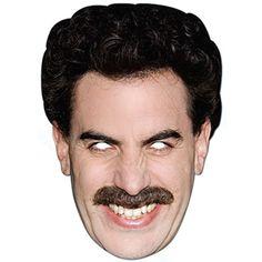 Borat Face Mask – Modo Creations