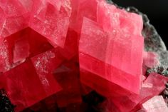 Rhodochrosite on Tetrahedrite from Sweet Home Mine, [Nate's Pocket], Alma, Alma District, Park Co., Colorado, United States.