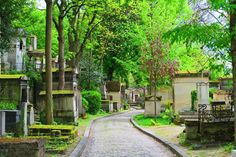 The 'Celebrity Cemetery' Of Père Lachaise