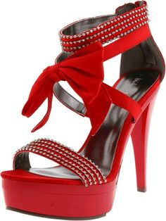 9d01e45580721e See more. so cute. love bows! Red Shoes