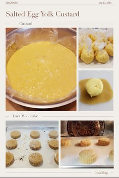 Hani's Kitchen: Lava Mooncake aka Meixin