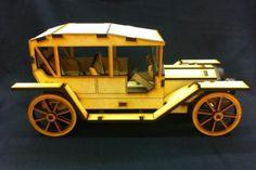Old time car - Other - 3D CAD model - GrabCAD