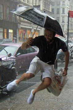 """Singing in the rain! """"15 People Who Just Don't Care About The Weather"""" http://www.buzzfeed.com/h2/pinn/southerncomfort/15-people-who-just-dont-care-about-the-weather"""