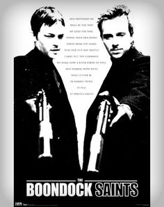 A bit crazy, definitely not a family movie but clever with a fantastic performance by Willem Dafoe. The Boondock Saints