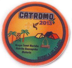Catromo 2013, Campamento de Tropa Moriche. Lugar del Evento: Finca de Altamira. Diseñada por: Johanna Diaz.