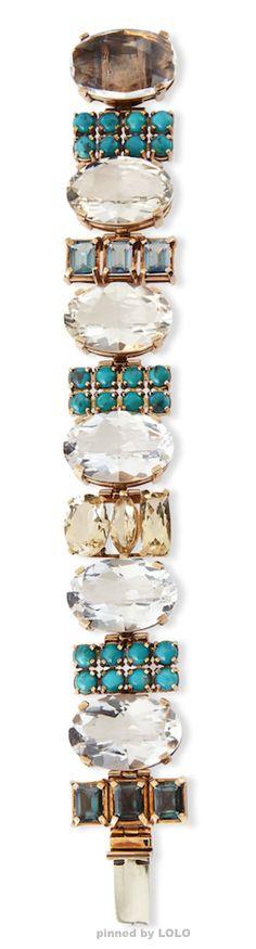 Stephen Dweck Multi-Stone Bracelet