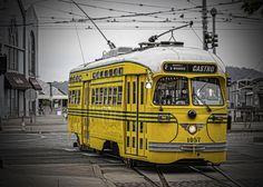 Trolley Car To Castro by Michael Gollotti on 500px