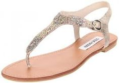 I want these! <3 Steve Madden Beaming Sandals.