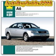 Download free - Audi A6 (1997+) repair manual multimedia: Image:… by autorepguide.com
