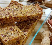 Homemade Protein Bar Recipe