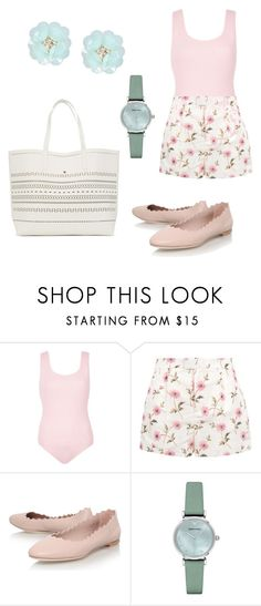 """""""Untitled #199"""" by lilyandjunellc ❤ liked on Polyvore featuring River Island, RED Valentino, Chloé, Emporio Armani and Dettagli"""