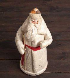 Дед Мороз своими руками: ватное папье-маше ➜ собрание интересных и полезных идей на сайте ★ДомСтрой★