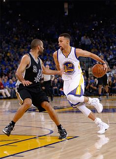 Steph! My second new fav now that Kobe is hanging it up!
