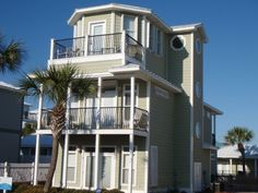One house away from the surf and sand!