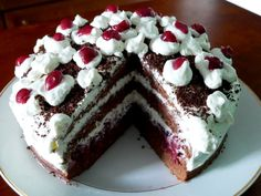 Sweet Recipes, Brownies, Food And Drink, Pudding, Cooking, Cake, Desserts, Food Cakes, Mascarpone