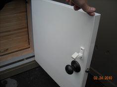 1000 Images About Dumbwaiter On Pinterest Garage Door
