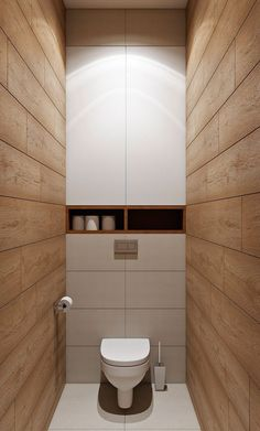 When you're trying to create or remodel a small bathroom, focusing on small bath design is critical. Small Toilet Design, Small Closet Design, Small Toilet Room, Guest Toilet, Downstairs Toilet, Bathroom Design Small, Closet Designs, Bathroom Interior Design, Modern Bathroom