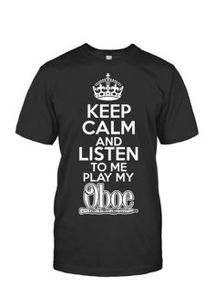 AWESOME OBOE Men's Shirt