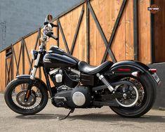 Harley-Davidson Dyna STREET BOB 2015