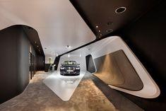 French Home Decor Audi - Auto Shanghai 2013 Interior Design Software, Salon Interior Design, Showroom Design, Salon Design, Design Studio, Bar Design, Booth Design, Store Design, Design Ideas