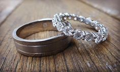 "Say ""I do"" with Australian made Wynelle wedding rings."