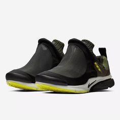 "eec29b783af5 Sneaker News on Instagram  ""The COMME des Garçons x Nike Presto Tent is  releasing as soon as this weekend. One of Tinker Hatfield s quirkier  designs returns ..."