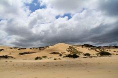 Vleesbaai 4x4 dune drive. Western Cape. South Africa