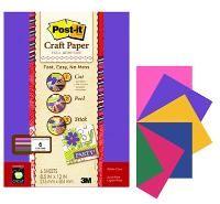 Post-It makes Craft Paper!
