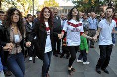 Trabzonsporlu taraftarlar