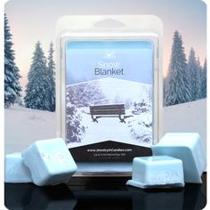 Feel the enchantment of a first winter's snow! Argentine lemon & sweet coconut milk lead into middle tones of snowdrop flowers, fragrant patchouli  aromatic sandalwood. Vanilla, amber musk subtly finish off this cool scent.  Infused with natural essential oils. Our wax tarts are much larger, last much longer and have the surprise of hidden jewelry inside! See more at: https://www.jewelryincandles.com/store/jic-hanbury-store