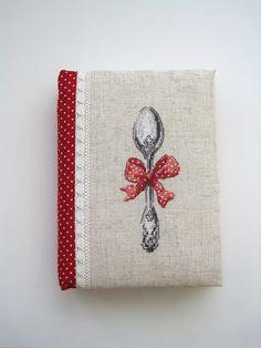 cross stitch hand made notebook блокнот ручной работы с нуля вышивка крестиком Veronique Enginger Les Brodeuses Parisiennes Tablier Quel regal