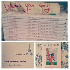 """My Paris Story - Living, Loving and Leaping without a net in the city of light"" from Paris Women of Success"